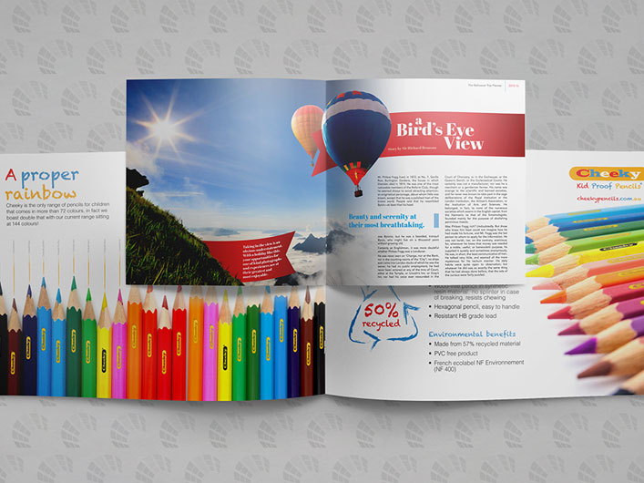 Custom Printed Brochures