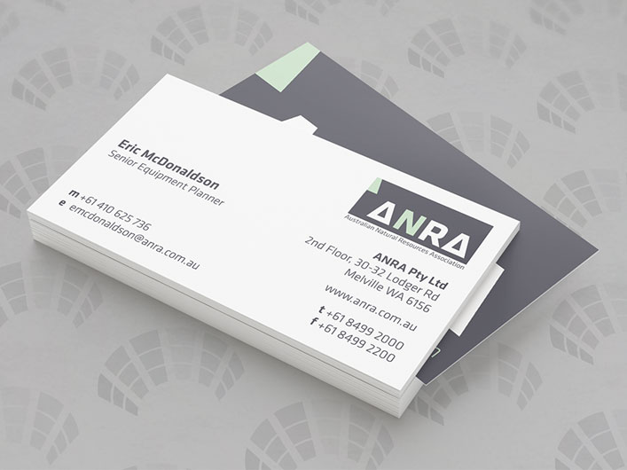 Super Smooth Business Cards